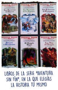 "Libros de ""Elige tu propia aventura"" de Timun Mas"