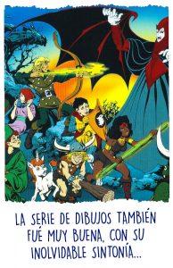 """La serie de """"Dragones y Mazmorras"""" de TV"""