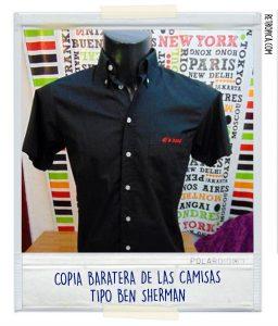 "Camisa ""formal"" de DJ's Band"