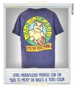 Camiseta Bad Boy Club