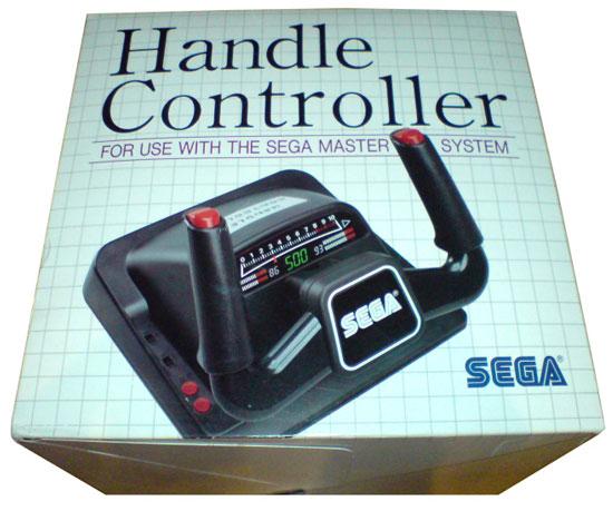 SEGA Handle Controller - El volante más delicado del mundo