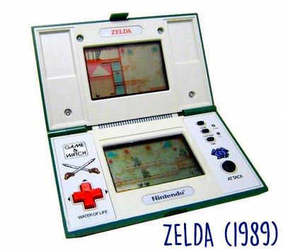 Game & Watch de Zelda ( 1989 )