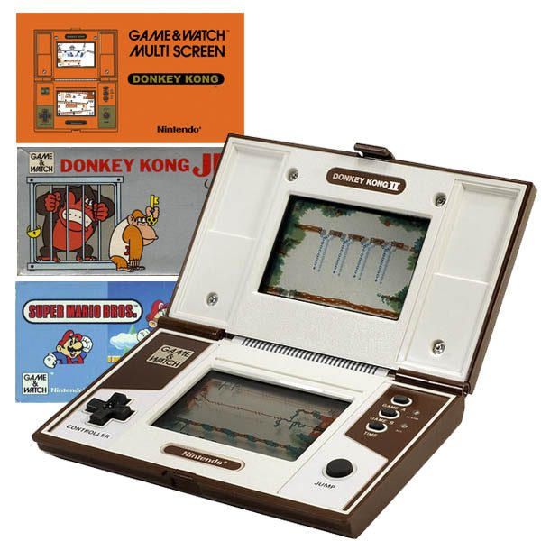 Game & Watch, maquinita de Nintendo