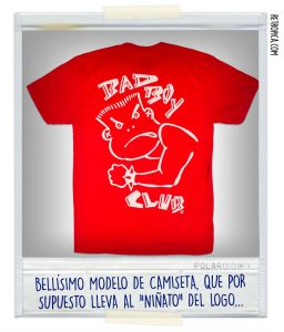 Camiseta Bad Boy Club