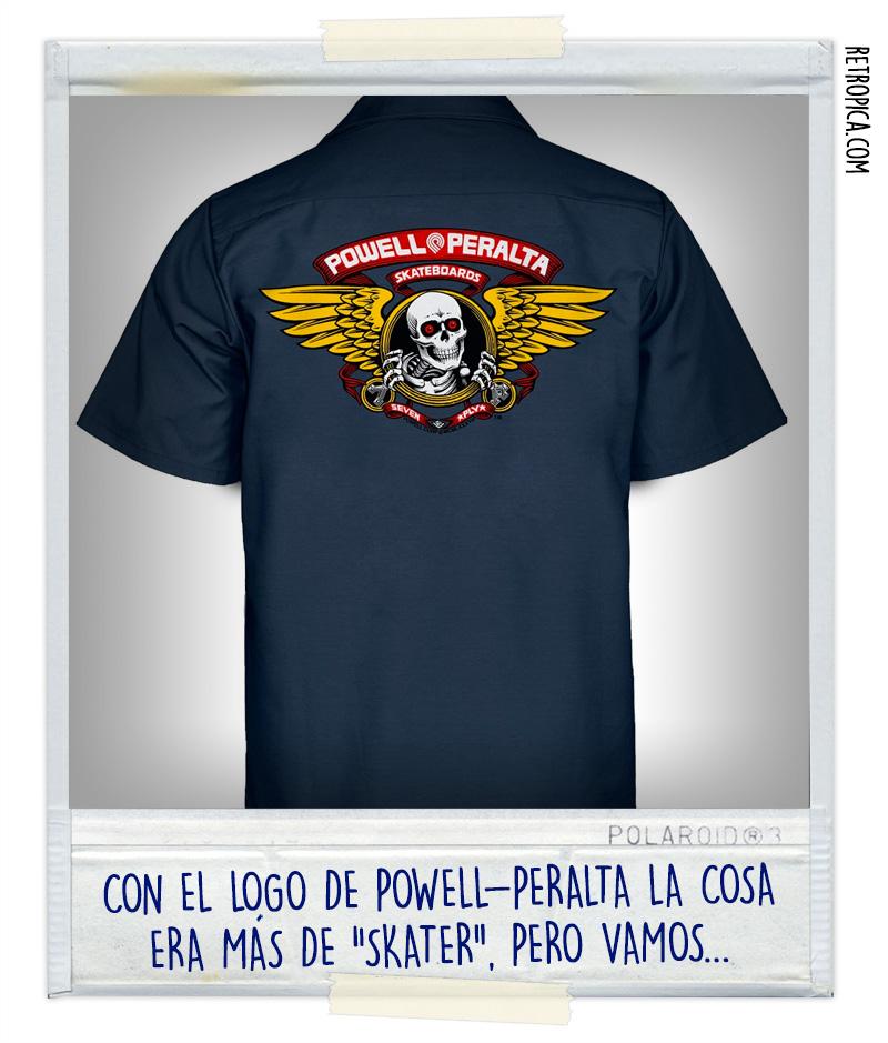 Camiseta Bones Powell Peralta » Retrópica