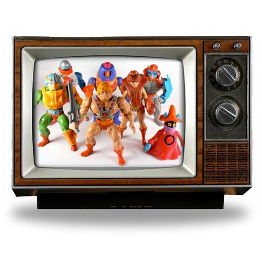 Televisión series dibujos retro